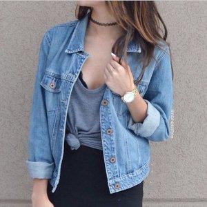 Obožujem jeans jakno!