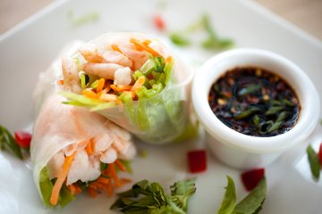 Vietnamski spomladanski zvitki