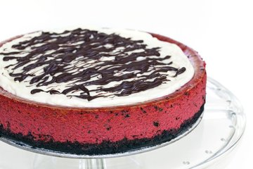 Rdeči žamet cheesecake