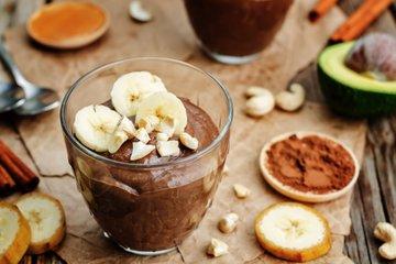 Presni čokoladni mousse