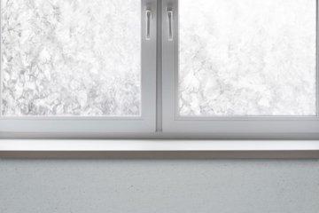 Okno in zimski čas