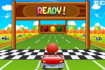 Mario Kart racing2