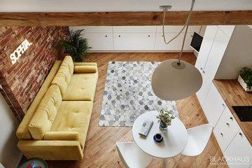 Krakov, stanovanje, 19 kvadratov, garsonjera