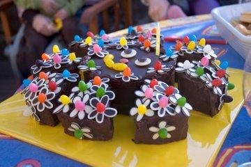 Torta rožica