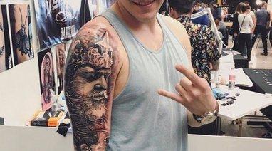 Tim Kores tetovaža - 1