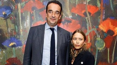 Mary-Kate in Olivier Sarkozy - samo naslovna