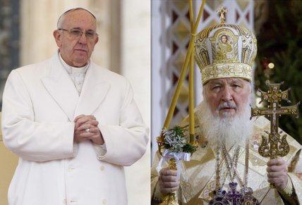 Papež in patriarh