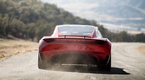 Tesla Roadster - 1