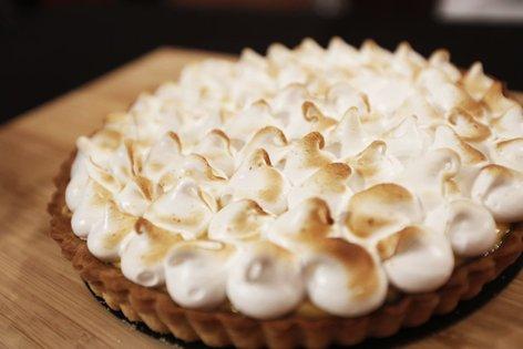 Beljakova pita z meringo
