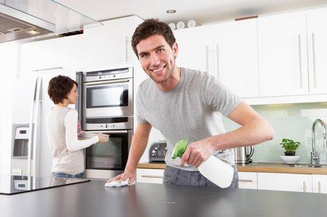 Pomivanje kuhinje