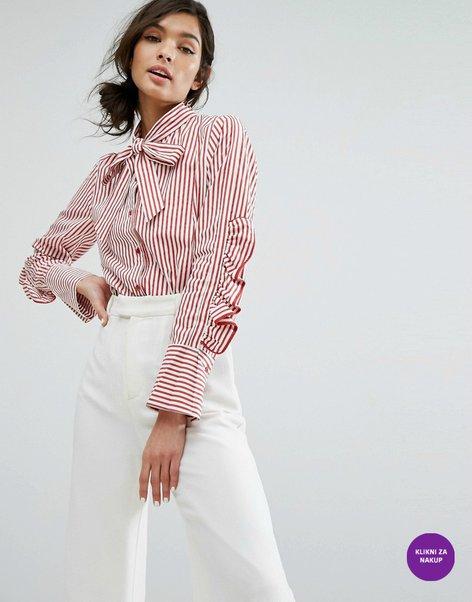 Oblačila s črtami - 2