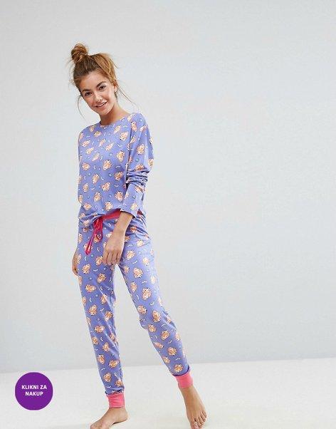 Ženska pižama - 1