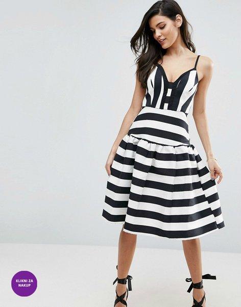 Oblačila s črtami - 8