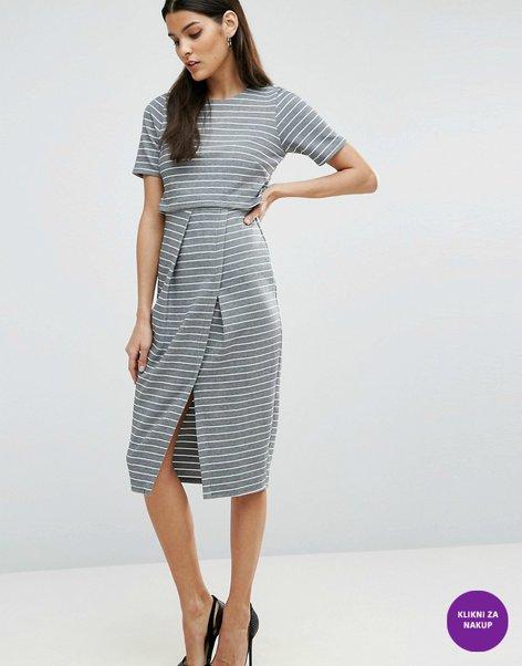 Oblačila s črtami - 10