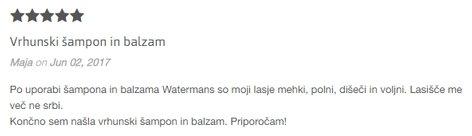 Watermans - 1