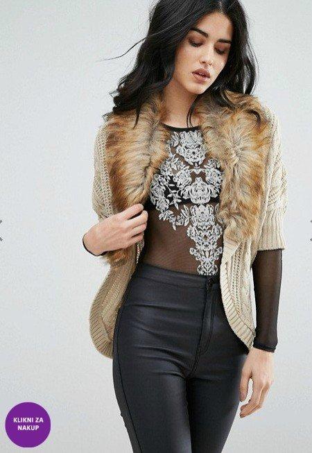 Krznena oblačila - 2