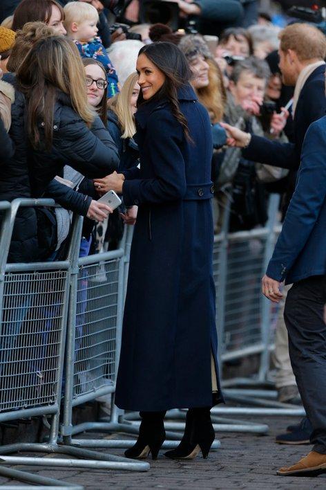 Princ Harry in Meghan na prvem uradnem dogodku - 8