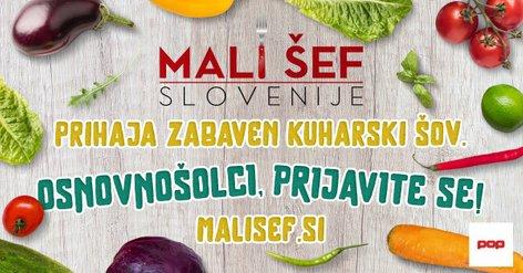 Mali šef Slovenije