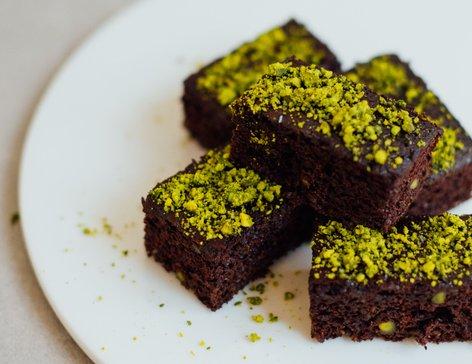 Čokoladna torta z nizko vsebnostjo OH