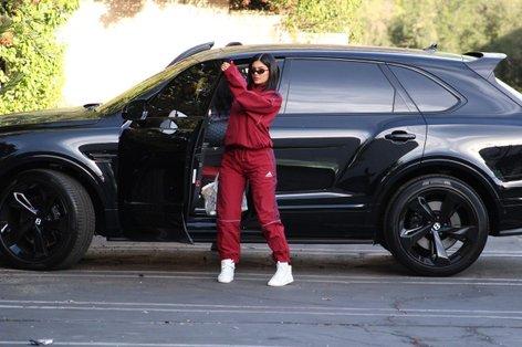 Kylie Jenner nekaj dni po porodu - 2