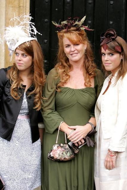 Zadovoljna.si - Fergie prizadelo, da ni bila povabljena na ... Fergie At Eugenia S Wedding