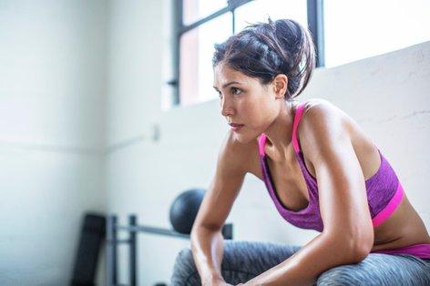 Ženska telovadi - 2