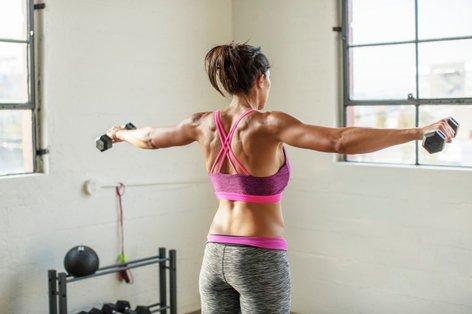 Ženska telovadi - 4