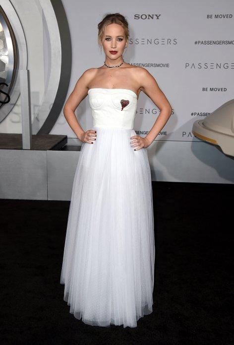 Jennifer Lawrence na premieri - 2