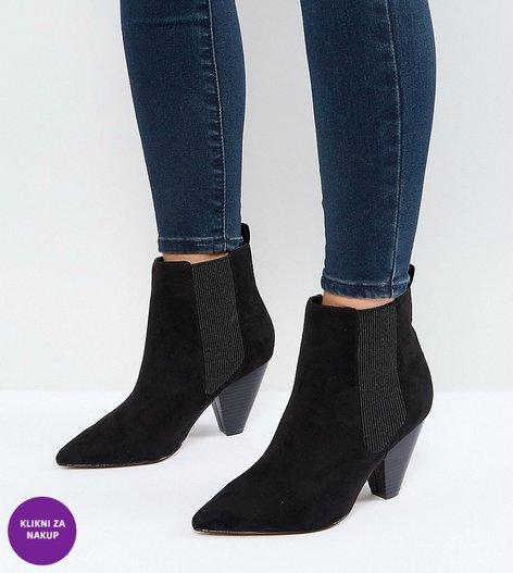 Škornji s peto - 4