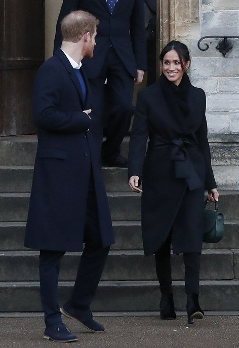 Harry in Meghan Markle v Cardiffu - 8