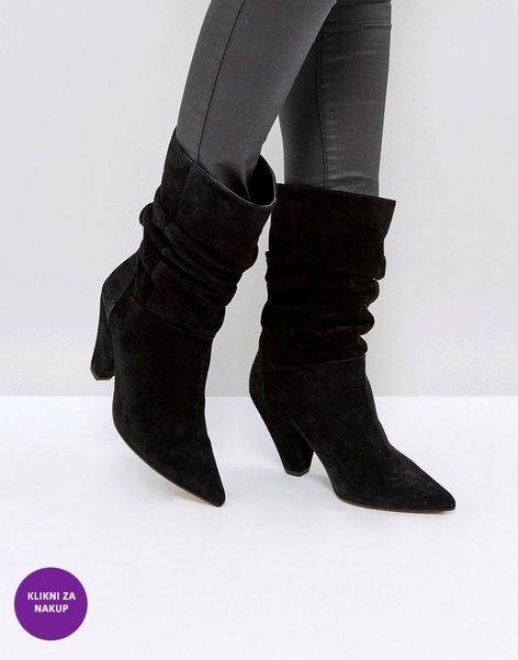 Škornji s peto - 1