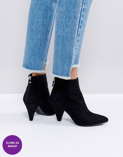 Škornji s peto - 2