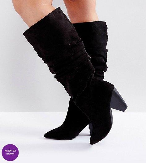 Škornji s peto - 7