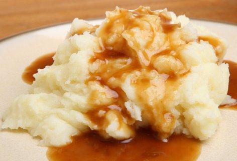 Pire krompir z omako
