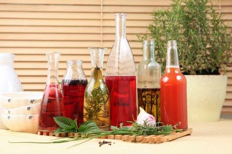 Kis v steklenicah