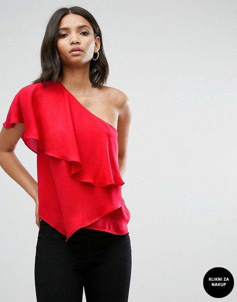 Oblačila v rdeči barvi - 6