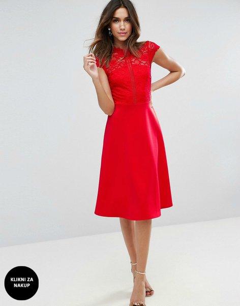Oblačila v rdeči barvi - 8