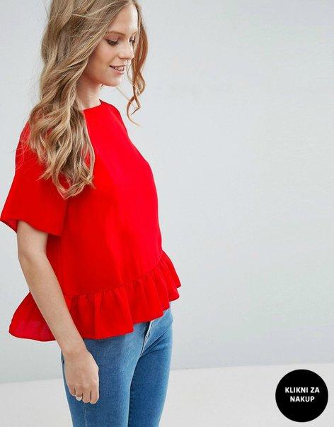 Oblačila v rdeči barvi - 2