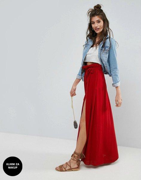 Oblačila v rdeči barvi - 10