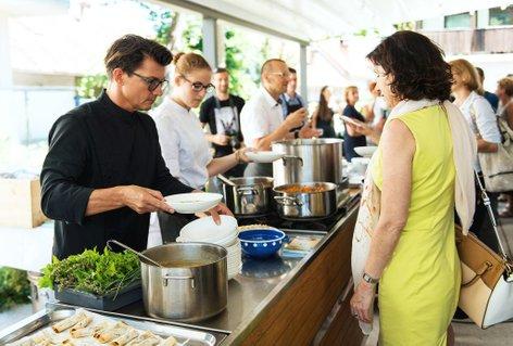 Kulinarični posvet