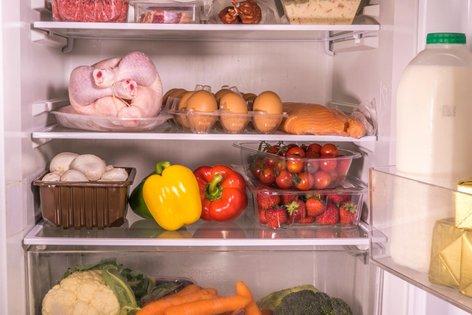Notranjost hladilnika