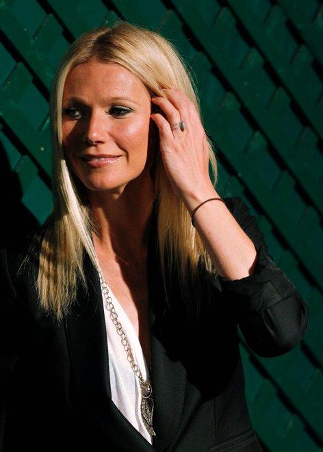 Igralka Gwyneth Paltrow