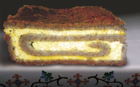 Bizeljski ajdov kolač