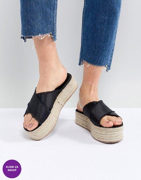 Sandali z debelim podplatom
