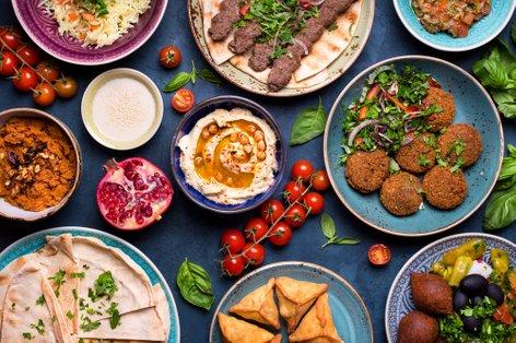 tipične izraelske jedi