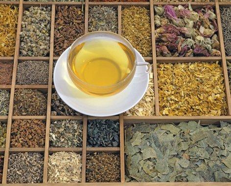 Suhe začimbe za čaj