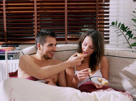 obrok po seksu