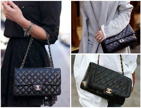 Chanel torbice