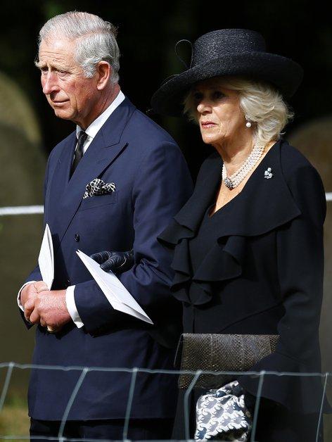 Princ Charles in Camilla - 5