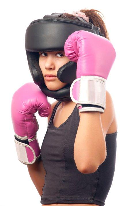 Ženski boks - 2